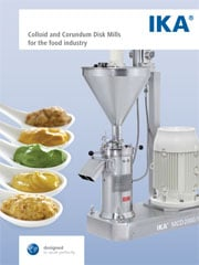 Tumbnail PDF Colloid and Corundum Disk Mills for the food industry