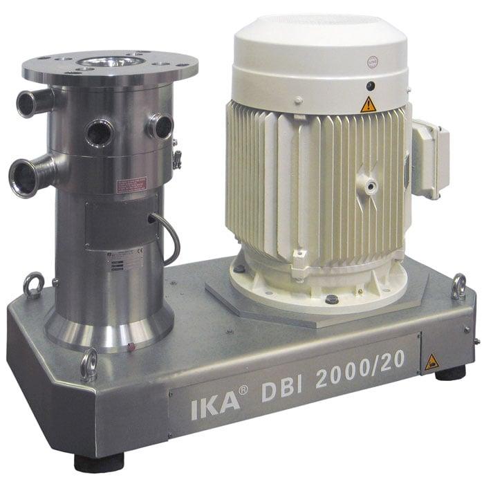 DBI (recirculation) - Solid-liquid mixers, powder
