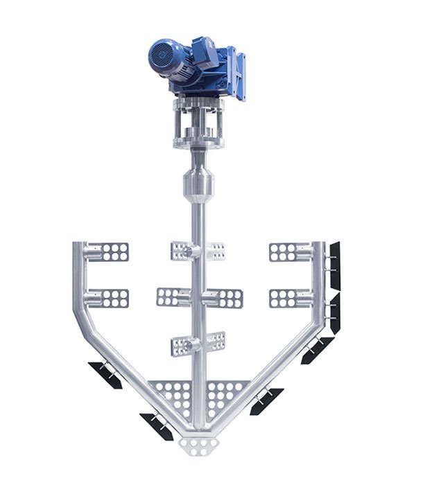 TURBOTRON - Agitators, jet stream mixer